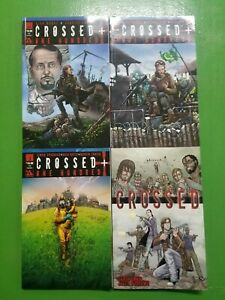 Crossed-Vol-1-CROSSED-Plus-One-Hundred-Vol-1-2-3-TPB-Lot-Moore-Ennis-Avatar