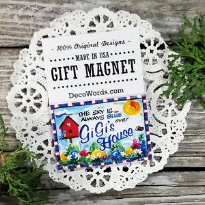GiGi-Fridge-MAGNET-Family-Grandparent-Cute-Little-Gift-USA-New-DecoWords-Gi-Gi