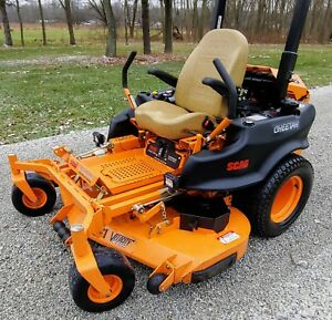 2016-Scag-Cheetah-61v-Zero-Turn-Mower-29hp-Efi-Engine-Low-Hrs-Very-Clean-Unit