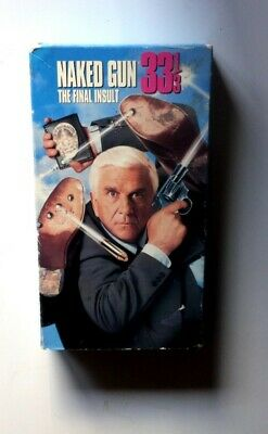 The Naked Gun Trilogy now available On Demand!