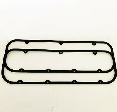 RPC Engine Valve Cover Gasket Set R7485X; Steel for Chevy 396-454 BBC