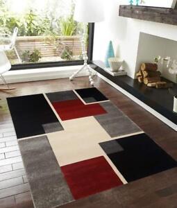 Details About Multi Color Area Rug For Living Room Bedroom Kitchen Modern Geometric Design 2x5