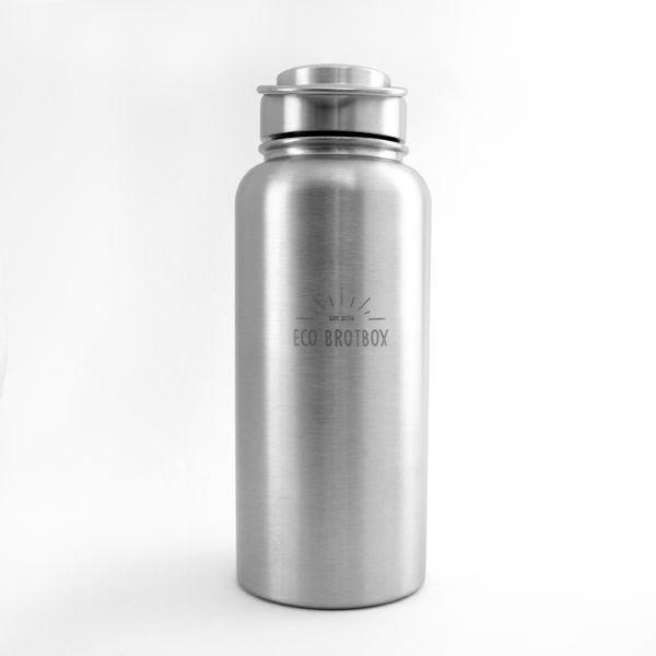 YAN Thermosflasche I 1 l I Edelstahl IECO Brotbox I Wasserflasche I plastikfrei   Vielfalt