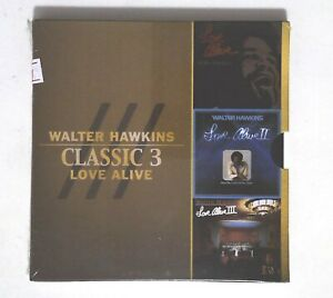 Walter-Hawkins-Classic-3-Love-Alive-CPD-CD-7379-US-CD-SEALED