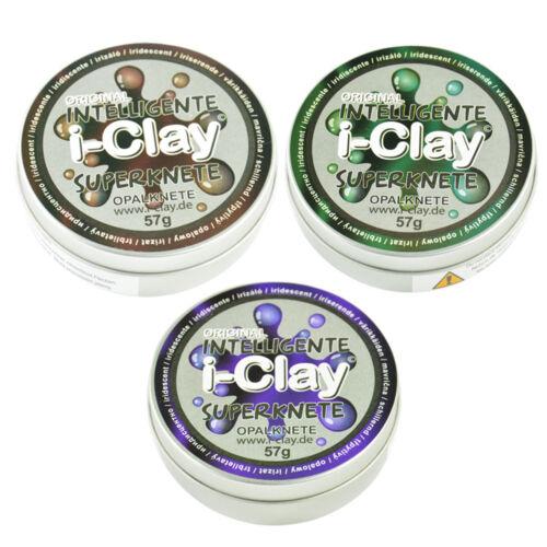 XXL I-Clay Original Matsche Pampe Intelligente Magic Dough Play Dough LED Light