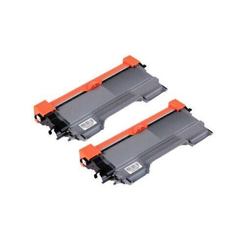 2x Toner Cartridge TN 2250 for Brother DCP 7065DN HL 2270DW 2242D 2240D Printer