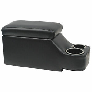 New-HumpHugger-Removable-Console-Fairlane-Galaxie-Maverick-Mustang-Coupe-Black