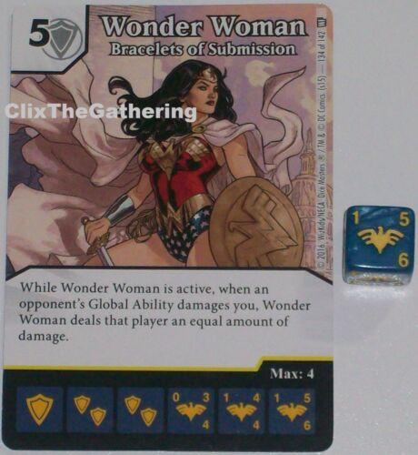 Spiele Wonder Woman Armbänder von Submission 134/142 Weltweit Finest Würfel Master
