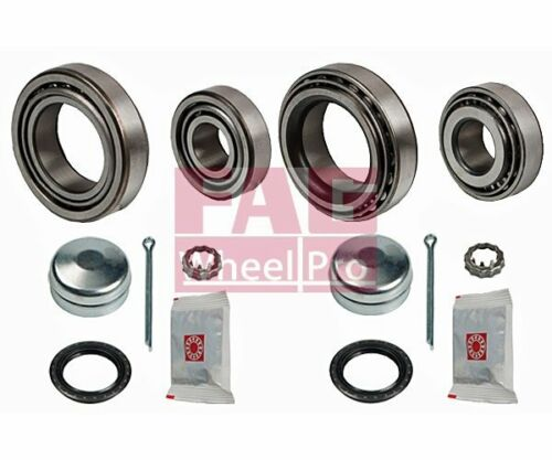 FAG Wheel Bearing Kit FAG Wheel Pro 713 8012 10