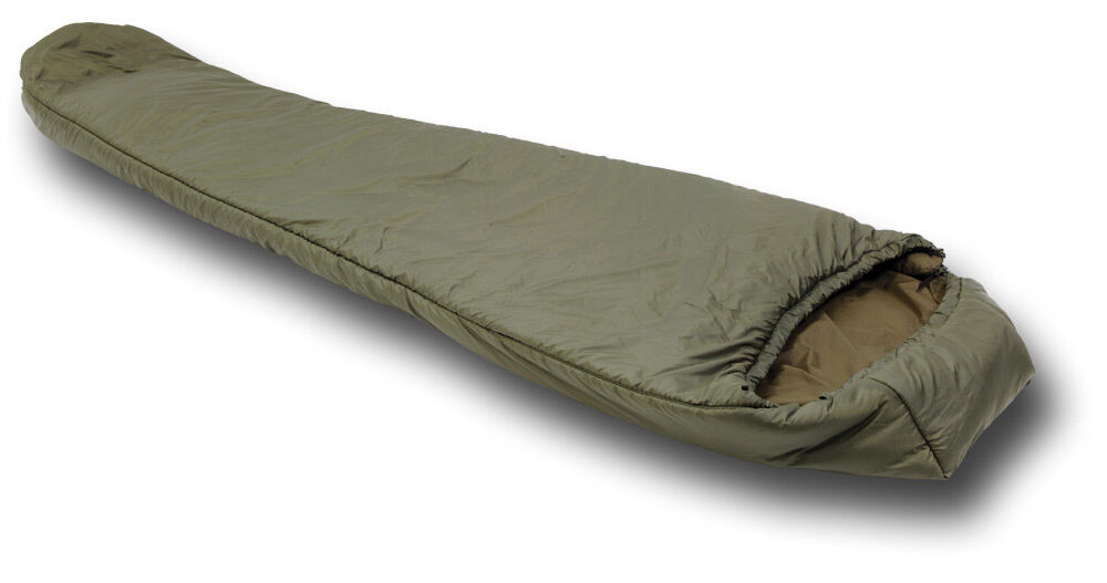 MILITARY GREEN SOFTIE 10 HARRIER SLEEPING BAG [28065]