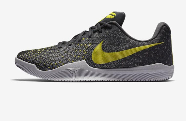 Nike Kobe Mamba Instinct Scarpe multi Taglia Taglia multi Dust grigio