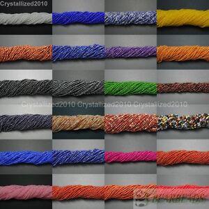 Natural-Gemstones-Faceted-Round-Beads-2mm-3mm-Crystal-Quartz-Jasper-Agate-15-5-039-039