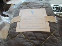 Pottery Barn Kids Maxwell Quilted Standard Sham