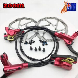 ZOOM-Brake-Bicycle-Bike-MTB-Hydraulic-Disc-Brake-MTB-Bike-160-180mm-Brake-Rotor