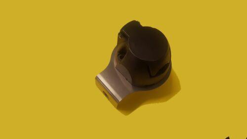 7 13 Poliger Steckdosen Halter Steckdosenhalterung Pkw Anhänger Trailer 12V RE