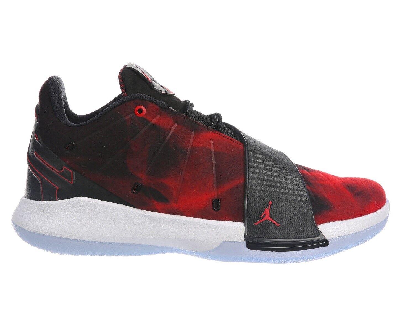 Jordan CP3.XI Rocket Fuel Mens AA1272-600 Red Black Basketball shoes Size 11.5