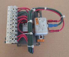 LAPP AG HITTNAU TRANSFORMATOR TRANSFORMER  PHASE 1 50/60HZ W/ CORCOM EMI FILTER