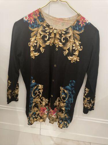 versace Knit Twin Set