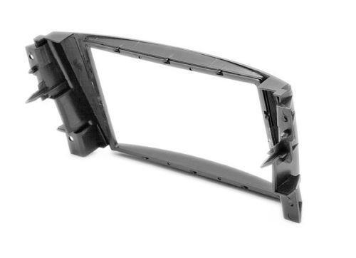 Car Stereo Radio Fascia Panel Trim Kit 2 Din Frame For Toyota Caldina T240 02-07