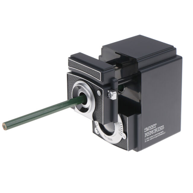 Adjustable Automatic Pencil Sharpener Classroom Office Desktop School Supply ^P