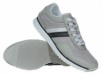 Tommy Hilfiger Marcus 3 Men's Shoes Gray Lace Up Sneakers Authentic