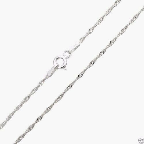 """USA Seller Italy Singapore 025 Chains Sterling Silver 925 Best Price Jewelry 30/"""""""