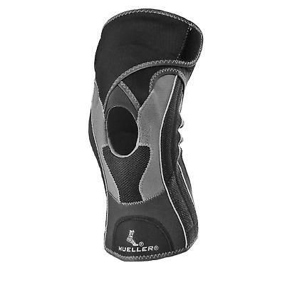 1x Mueller Hg80 Kniebandage Kniegelenkbandage Sportbandage Bandage Schwarz 5911