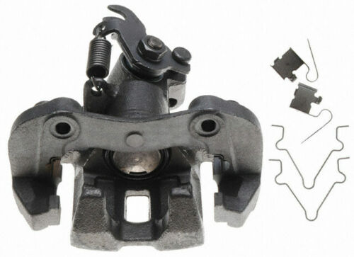 Disc Brake Caliper-Friction Ready Non-Coated Rear Left ACDelco Pro Brakes Reman