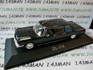 BAL9H-Voiture-1-43-IXO-DEAGOSTINI-Balkans-limousine-ZIL-114