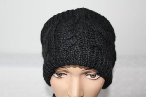 Stirnband Haarband Damen Zopfmuster Ohrwärmer Kopfband Ohrschützer Winter Ski