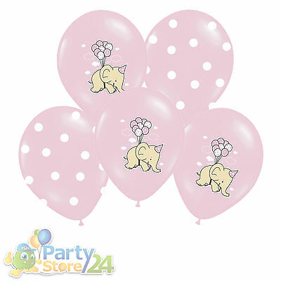 Ballons Babyparty Party Ballon Deko Baby Geburt Taufe Geburtsgeschenk Karneval