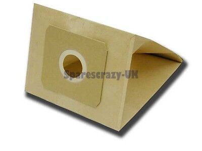 Nilfisk Coupe 5 x NILFISK U62 /& E62 Vacuum Cleaner Paper Dust Bags To Fit