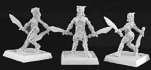 Chattel Necropolis Adept Reaper Miniatures Warlord D&D Dungeon Wargames RPG