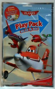 Play Pack DISNEY PLANES Coloring Book Stickers Crayons Resealable ...