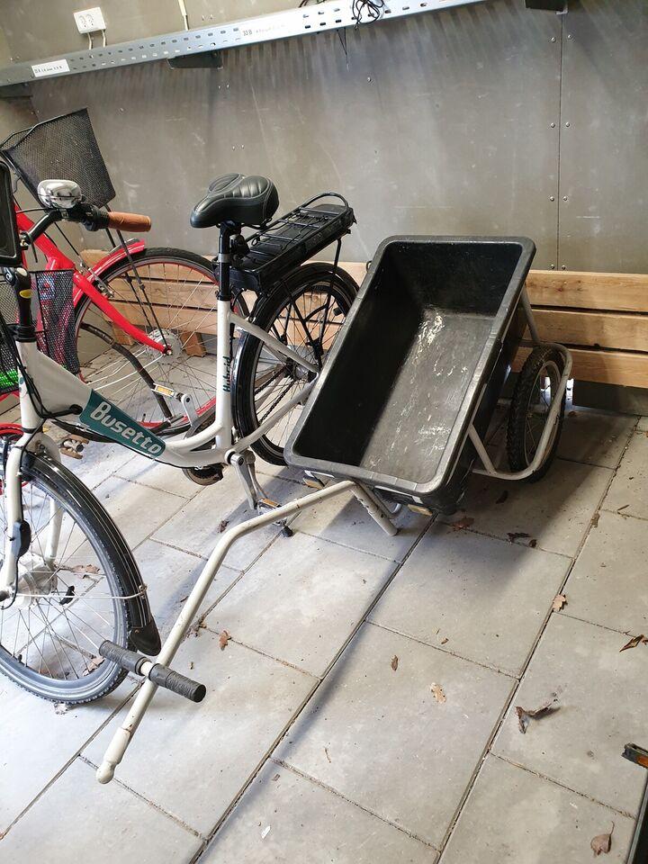 Cykelanhænger