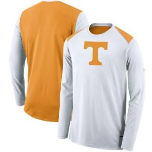 huge selection of 42dc9 60c8c Details about Nike Tennessee Volunteers Elite Basketball Performance L/S  Shooter Top Size L
