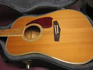 Ibanez-PF75M-Acoustic-Guitar-With-TKL-Hard-Case