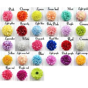 DIY-10-100-Pcs-Artificial-Silk-Daisy-spherical-Flowers-Heads-Wedding-Party-Decor