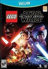 NEW LEGO Star Wars: The Force Awakens (Nintendo Wii U, 2016)
