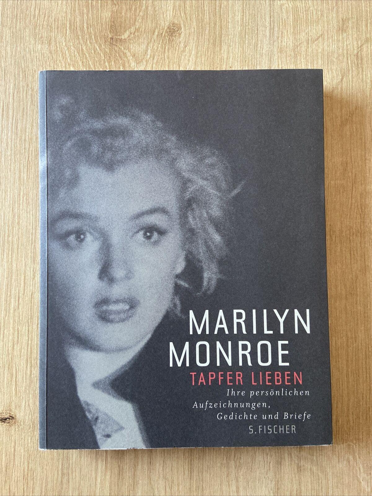 Marilyn Monroe - Tapfer lieben | Buch | Zustand sehr gut