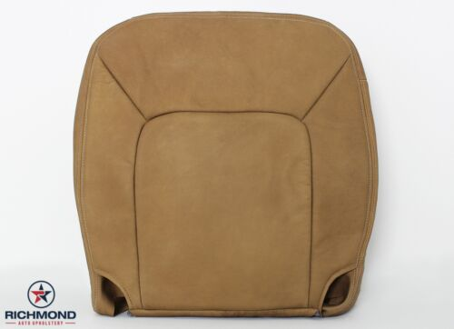2003 2004 2005 Ford Expedition King Ranch Driver Side Bottom Leather Seat Cover