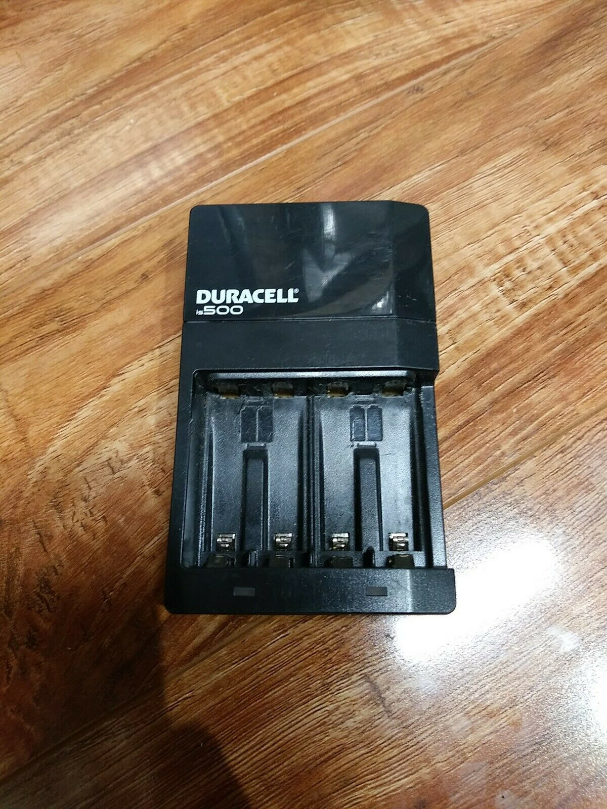 #R) Duracell is500 Battery Charger Plug In Model #CEF7NA1