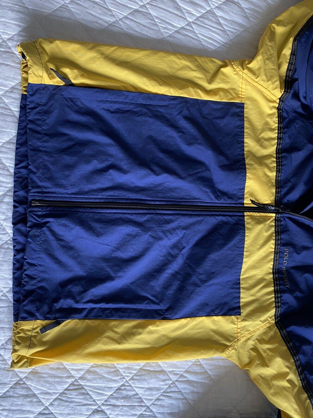 Polo Sport Ralph Lauren INSANE Windbreaker Jacket… - image 8