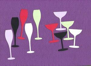 WINE-amp-COCKTAIL-GLASSES-die-cuts-scrapbook-cards