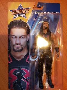 Kurt Angle WWE Mattel Basic SummerSlam Brand New Action Figure Mint Package