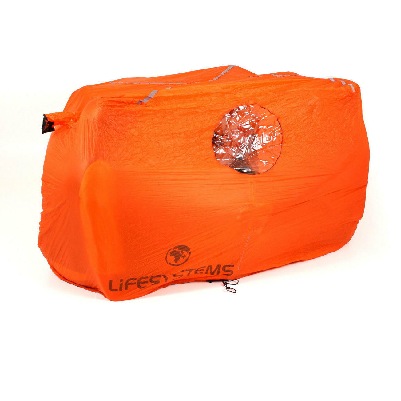 Lifesystems 4-6 Survival Person Survival 4-6 Shelter - Orange 5f03a8