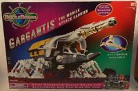 Saban's Beetleborgs - Gargantis The Mobile Attack Carrier By Bandai (mib)