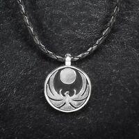 Skyrim Nightingale Necklace Sterling Silver Pendant S925 Sealed Rare 2015