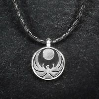 Skyrim Nightingale Necklace Sterling Silver S925 Sealed Rare 2015