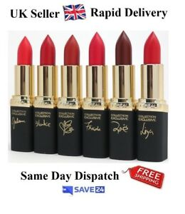 RRP-5-99-L-039-oreal-Color-Riche-Exclusive-Lipstick-Collection-Choose-Your-Shades